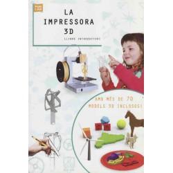 Libro: La Impresora 3D en la escuela [català]