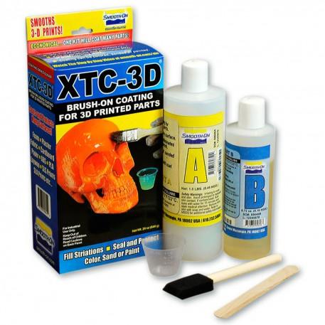 Recubrimiento epoxi para impresiones 3D (644g)