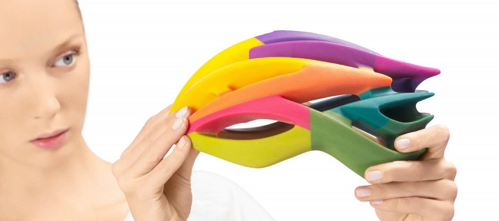 Impresora 3D en color