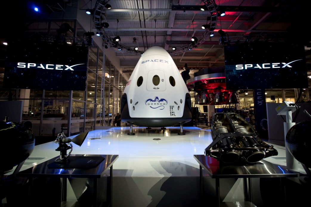 entresd spacex