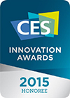CES Innovations Awards de 2015